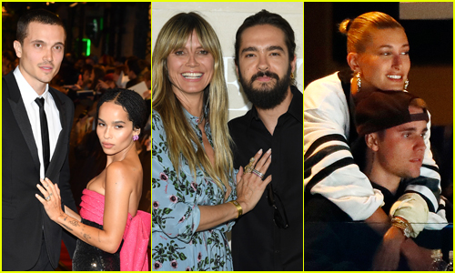 37 Celebrity Couples That Secretly Got Married!