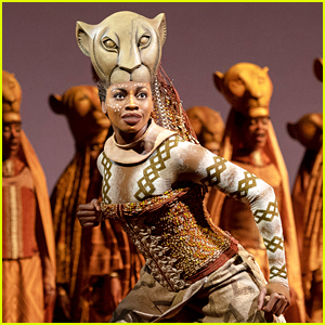 'The Lion King' on Broadway Welcomes Back a Star This Week!