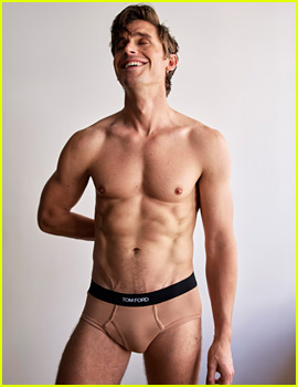 Queer Eye's Antoni Porowski Strips Down to His Underwear for His Hottest Photo Shoot to Date!