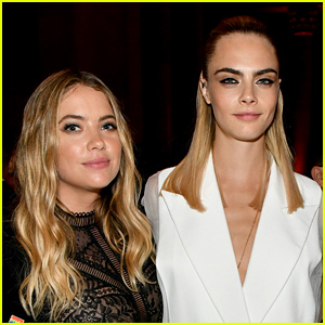 Cara Delevingne & Ashley Benson Aren't Engaged & Don't Care About Those Rumors