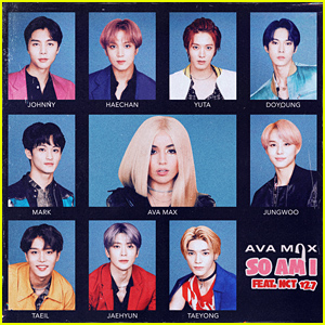 Ava Max Teams Up With NCT 127 For 'So Am I' Remix