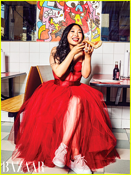 Awkwafina Poses in Unretouched Photo Shoot & Opens Up About Life After 'Crazy Rich Asians'