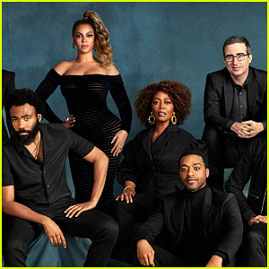 Beyonce Was Photoshopped Into 'Lion King' Cast Photo, Her Co-Star John Oliver Confirms!