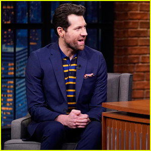 Billy Eichner Says Meghan Markle Made Funny Joke About Her Acting Career at 'Lion King' Premiere!