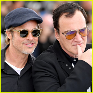 Quentin Tarantino & Brad Pitt Reunited for 'Hollywood' After This Big Coincidence!