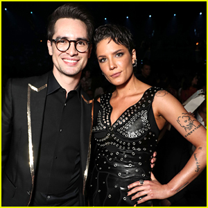 Brendon Urie Gave Halsey a Sweet Gift After She Was Bullied