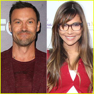 Brian Austin Green's Son Kassius Visits Him on 'Beverly Hills 90210' Set After Ex Vanessa Marcil Said He Was 'Cut Out'