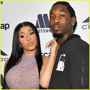 Cardi B Gets Husband Offset's Name Tattooed on the Back of Her Leg!