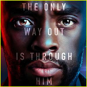 Chadwick Boseman Stars in '21 Bridges' - Watch the Trailer!