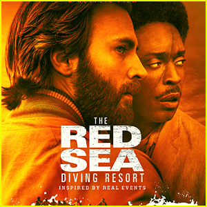 Chris Evans Stars in Netflix's 'The Red Sea Diving Resort' - Watch the Trailer!
