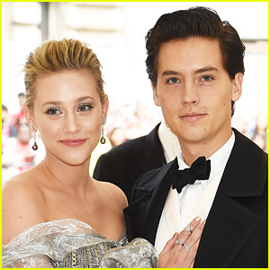 Cole Sprouse & Lili Reinhart Make First Public Statements Since Reported Split, Slam 'Reliable Sources'