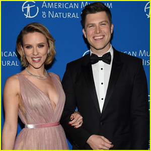 Colin Jost Was Scared of Marriage Before Getting Engaged to Scarlett Johansson