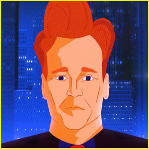 Conan O'Brien Is No Superhero in Hilarious 'Spider-Man' Comic-Con Cold Open - Watch Here!