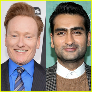 Conan O'Brien Gets Apology From Kumail Nanjiani After His Last Minute 'Conan' Cancellation