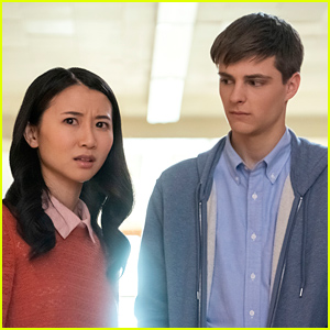 Corey Fogelmanis Stars In 'Into The Dark's New Installment 'School Spirit' - See The Exclusive Pics Now!