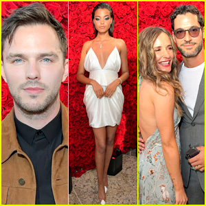 Nicholas Hoult, Ella Balinska & Tom Ellis Attend American Friends of Covent Garden's 50th Anniversary Celebration Dinner