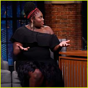 Danielle Brooks Dishes On Her First Pregnancy on 'Late Night' - Watch Here!