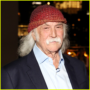 David Crosby Thrown Out of Interview Studio for Being Rude