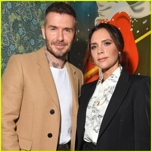 David & Victoria Beckham Celebrate 20th Anniversary at Palace of Versailles