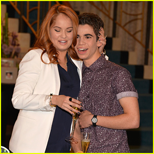 Debby Ryan Shares Tribute To Cameron Boyce On Instagram Cameron Boyce Debby Ryan Just Jared