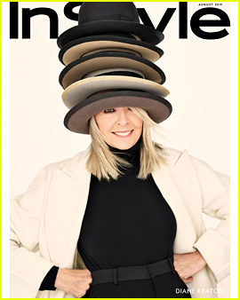 Diane Keaton Hasn't Been On a Date in Over Three Decades