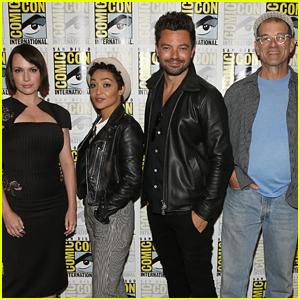 Dominic Cooper & Ruth Negga Debut New 'Preacher' Trailer at Comic-Con!