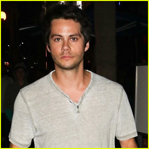 Dylan O'Brien Steps Out at Comic-Con Ahead of 'Monster Problems' Release Date Announcement