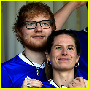 Ed Sheeran Finally Confirms His Marriage to Cherry Seaborn