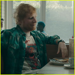 Ed Sheeran & Travis Scott's 'Antisocial' Video Pays Tribute to Classic Films - Watch!