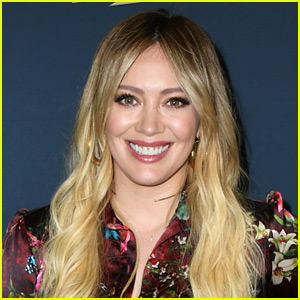 Hilary Duff Reflects on Becoming a Young Mom at Age 24