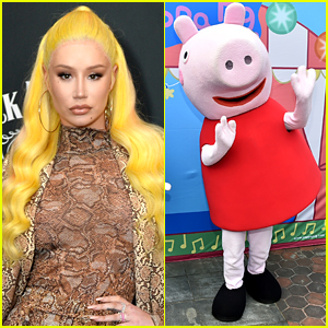 Iggy Azalea Demands a Collaboration With Peppa Pig