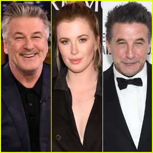 Ireland Baldwin Posts Nearly Naked Photo - Dad Alec & Uncle Billy Baldwin Respond!