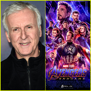 James Cameron Reacts to 'Avengers' Taking His Box Office Crown