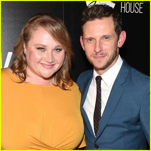Jamie Bell & Danielle Macdonald Premiere 'Skin' in NYC