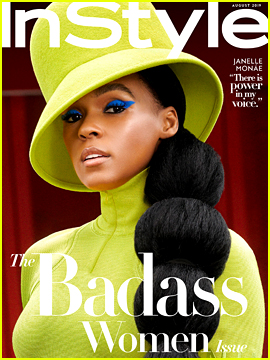 Janelle Monae Opens Up About Coming Out as Pansexual