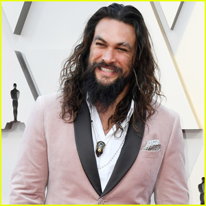Jason Momoa Got Emotional While Watching 'Lion King' With His Daughter