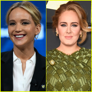 Jennifer Lawrence's Bachelorette Party Is Reportedly Being Planned By Adele!