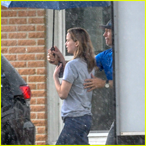 Jennifer Lawrence Is Back on Set After Taking a Hiatus From Acting!