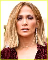 Jennifer Lopez Gave This Athlete a Steamy Lap Dance!