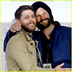 Jensen Ackles & Jared Padalecki Get Emotional Promoting 'Supernatural' Final Season at Comic-Con 2019
