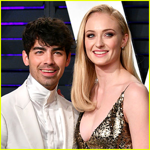 Joe Jonas Congratulates Sophie Turner on Her Emmy Nomination with Sweet Message!
