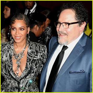 Jon Favreau Talks Working with Beyonce on 'The Lion King' - Watch Now!