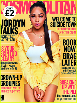 Jordyn Woods Reflects on How She Handled the Tristan Thompson Cheating Scandal