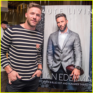 Julian Edelman Opens Up About Being A Dad: 'Such a Huge Challenge'