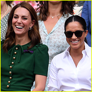 Here's Why Meghan Markle & Kate Middleton Stood Separately at Royal Event Amid More Rift Rumors