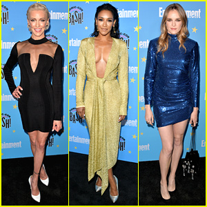 Katie Cassidy, Candice Patton & Danielle Panabaker Shine at EW's Comic-Con Party 2019