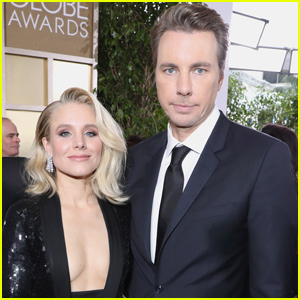 Kristen Bell & Dax Shepard Share Rare Photo of Their Daughters Celebrating July 4th