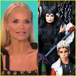 Kristin Chenoweth Shares Touching Moment That Happened After Cameron Boyce's Death