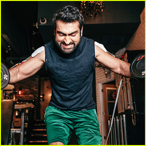 Kumail Nanjiani Takes Us Into the Gym, Shows Off Fit Body!