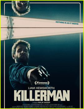 Liam Hemsworth Stars in New 'Killerman' Movie Poster
